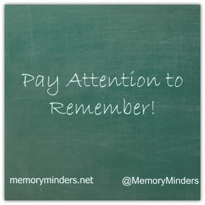 Pay attention chalkboard