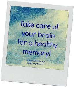 Take care of Brain -mm