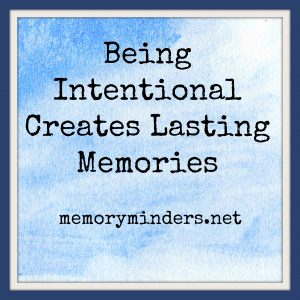 Intentional Memories