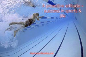proactive attitude
