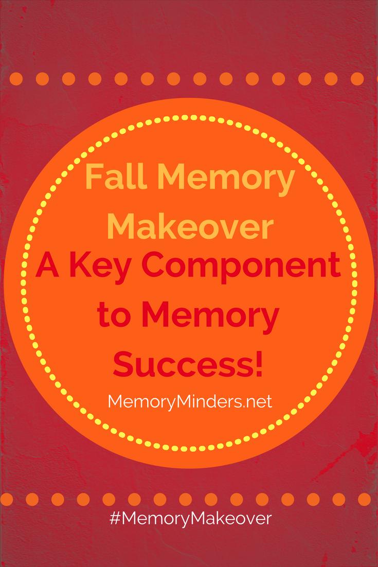 #MemoryMakeover