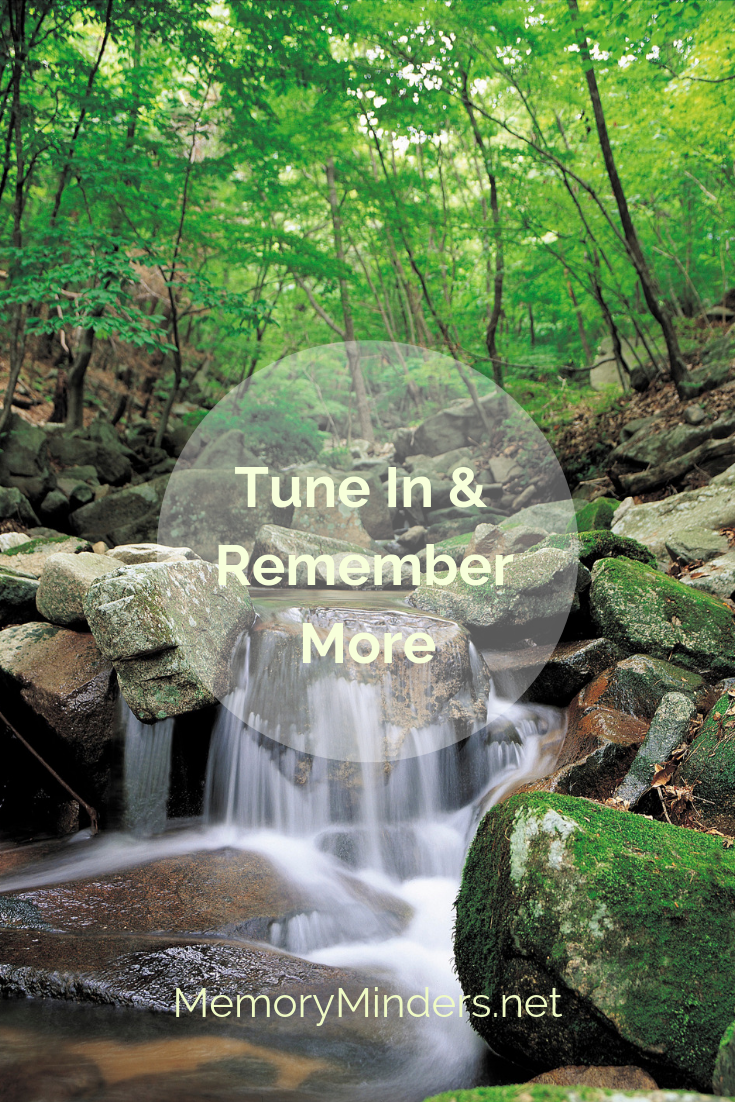 Tune in to remember more