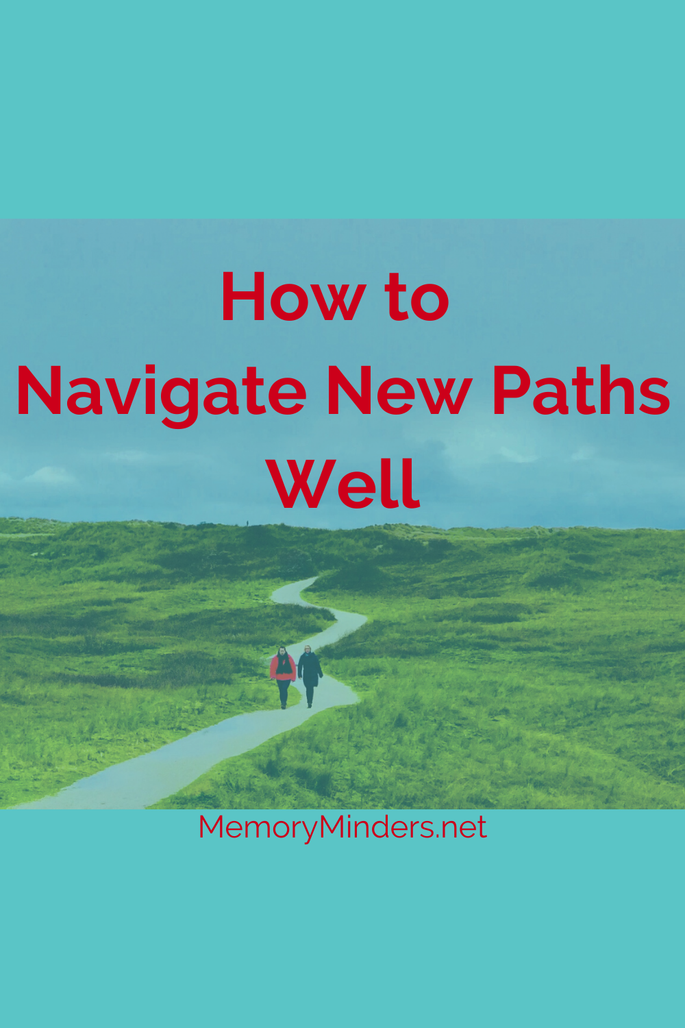 Navigating New Paths